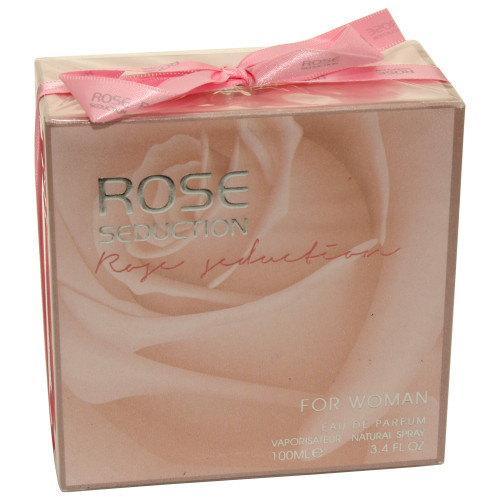 Rose Seduction for Woman (EDP, 100ml, женская)