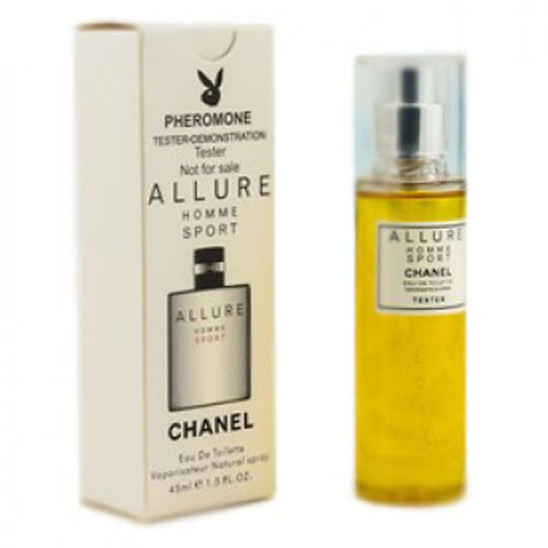 Тестер Chanel Allure Homme Sport (EDT, 45ml, мужской)