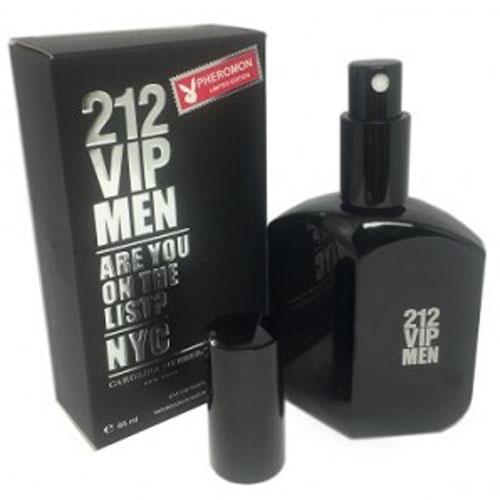 Carolina Herrera 212 VIP Men (EDP, 65ml, мужские)