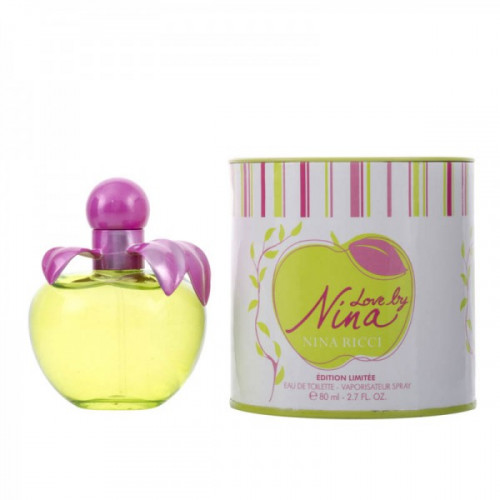 Nina Ricci Love By Nina (EDT, 80ml, женская)