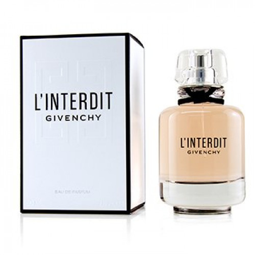 Givenchy L'Interdit (EDP, 80ml, женская)